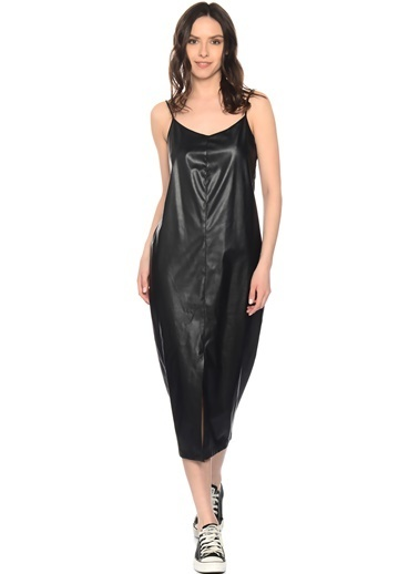 Black Pepper Elbise Siyah